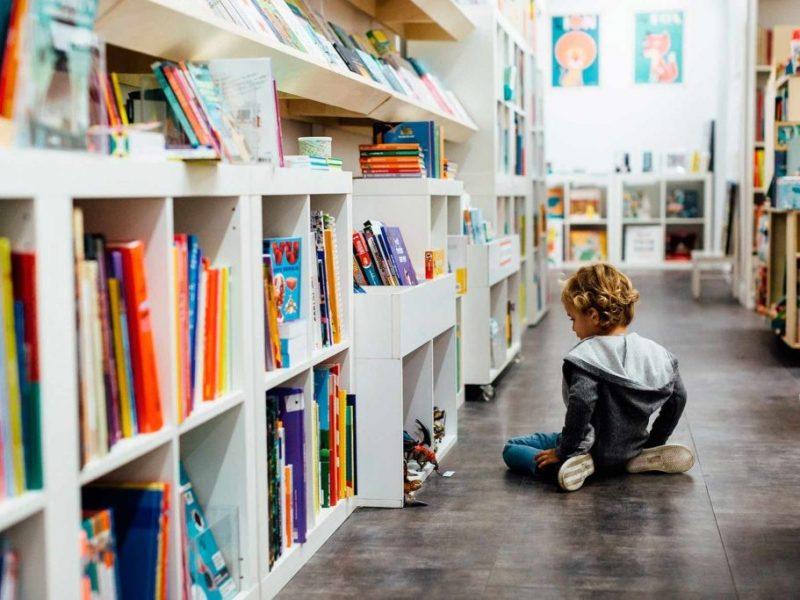 Tire Lire · librairie