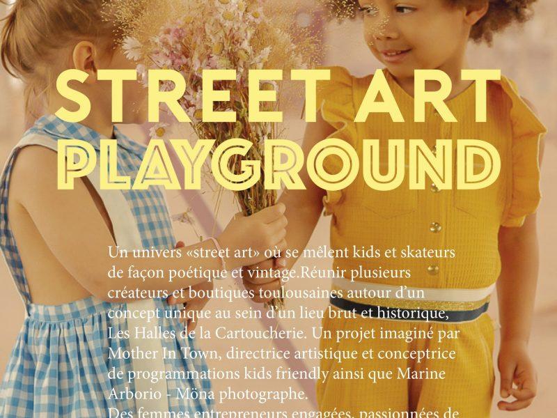 Street Art Playground