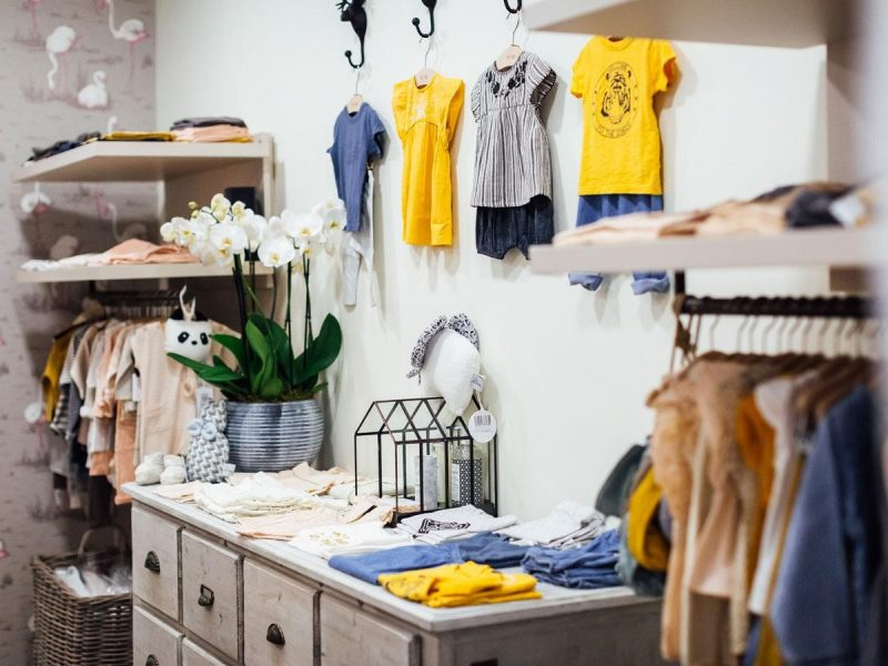 Sweet Baby Shop · boutique