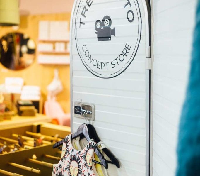 Trentotto · concept store