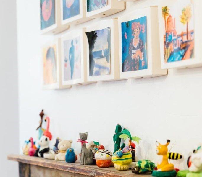 La petite Académie · ateliers d'art